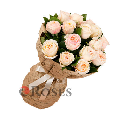 """Marcella"" 15 roses"