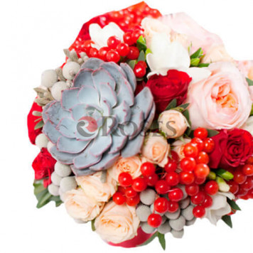 "Wedding bouquet ""Baden"""