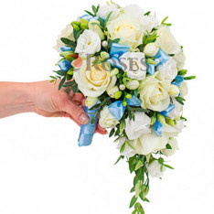 "Wedding bouquet ""Tiberias"""